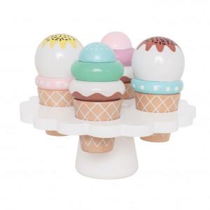 JaBaDaBaDo W7137 Koka paplāte ar saldējumu