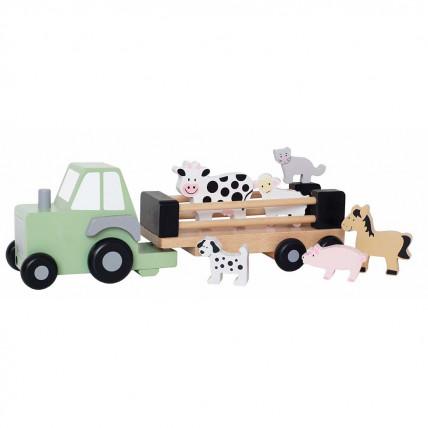 JaBaDaBaDo W7151 Traktors