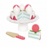 JaBaDaBaDo W7162 Koka zemeņu kūka