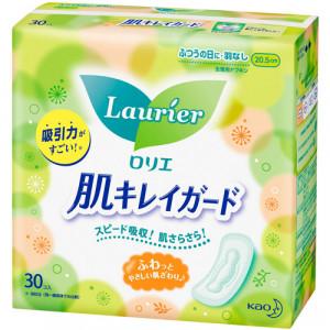 Laurier 4* dienas higiēniskās paketes bez spārniņiem 20,5cm 30gab
