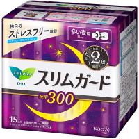 """Laurier 4*"""" nakts higiēniskās paketes ar spārniņiem 30cm 15gab"""