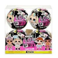 LOL Surprise Remix Fan Club 422563 Atkārtoti izdotas lelles