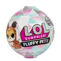 LOL Surprise Fluffy Pets Pārsteiguma dzīvnieki