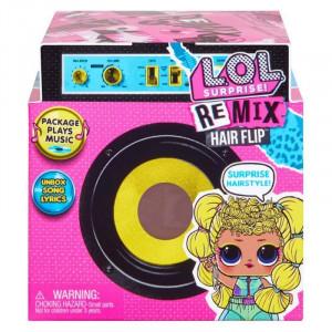LOL Surprise Hair Flip Dolls Pārsteiguma lelle