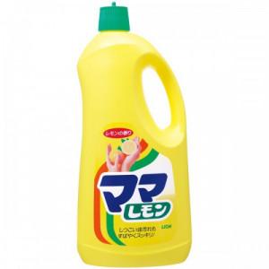 """Līdzeklis trauku mazgāšanai Lion """"Mama Lemon"""" ar citrona aromātu 2150 ml"""