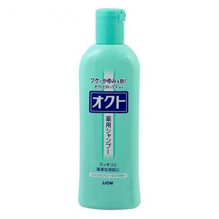 Oct Medicated Šampūns pret blaugznām un galvas niezi 320 ml