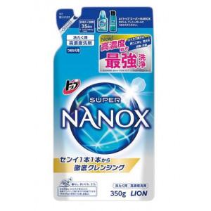 Lion Тop Super Nanox koncentrēts gels veļas mazgāšanai, pildviela 350g