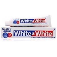 Lion White&White zobu pasta ar balinošu iedarbību 150g