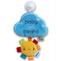 "Little Bird Told Me LB3061 Automašīnas piesūceknis ""Baby On Board"""