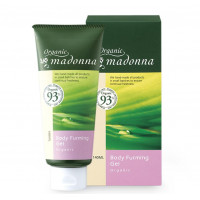 """Stirprinošs, savelkošs gēls ķermenim""""Organic Madonna"""" 140g."""