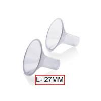 Medela PersonalFit™ Piena savācējpiltuves L izmērs (27mm) 800.0711