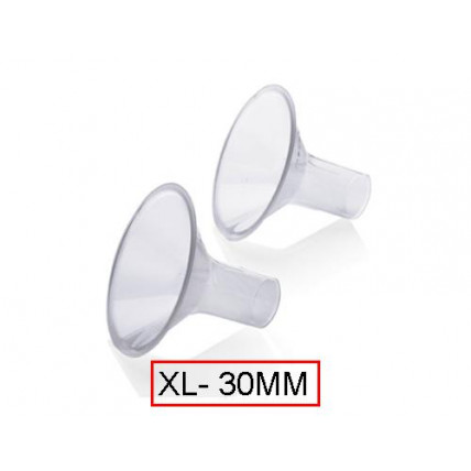Medela PersonalFit™ Piena savācējpiltuves XL izmērs (30 mm) 800.0712