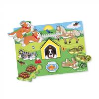 Melissa Doug 19053 Koka puzle mazuļiem