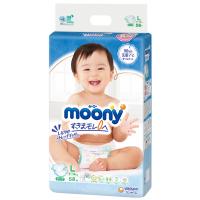 Autiņbiksītes Moony L 9-14kg 58gab