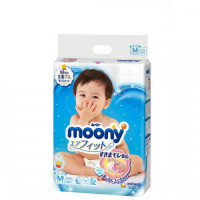 Autiņbiksītes Moony M 6-11kg