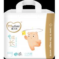 Autiņbiksītes-biksītes Mulimi L 9-14kg 40gab