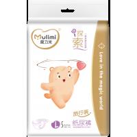 Autiņbiksītes Mulimi L 9-14kg 5gab
