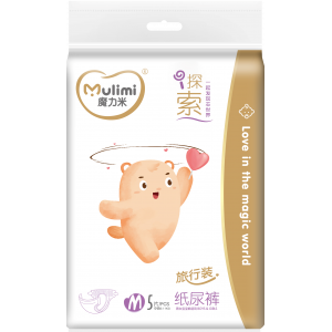 Autiņbiksītes Mulimi  M 6-11kg 5gab