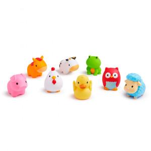 Munchkin 125478 Vannas rotaļlietu komplekts