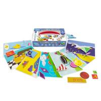 PicnMix 112008 Izglītojoša spēle - Smieklīgas figūras