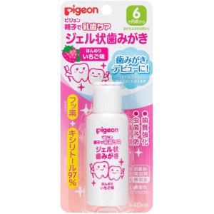 Pigeon gels piena zobu tīrīšanai ar zemeņu garšu 40ml