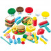 PlayGo 8330 Plastilīna komplekts-hamburgers