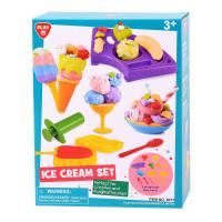 PlayGo 8312 Plastilīna komplekts-saldējums