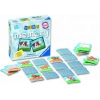 Ravensburger 046195 Memory Atmiņu spēle mazuļiem