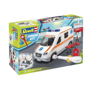 Revell 008066 Ambulance Ātrās palīdzības komplekts