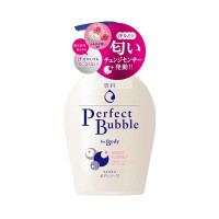 Shiseido Perfect Bubble dušas gels ar hialuronskābi un ilgstošu dezodorējošu efektu 500ml