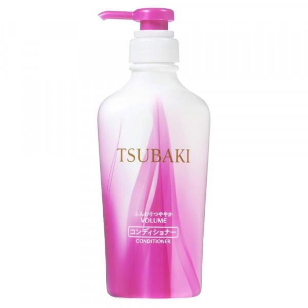 Tsubaki Volume kondicionieris ar kamēlijas eļļu matu apjoma palielināšanai, SHISEIDO, 450 ml