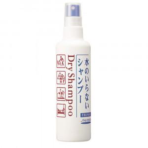"Sausais šampūns visiem matu tipiem, SHISEIDO ""Fressy"", 150 ml."