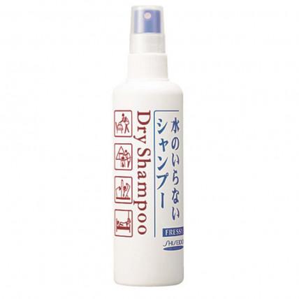 "Shiseido ''Fressy"" sausais šampūns-sprejs visiem matu tipiem 150ml"
