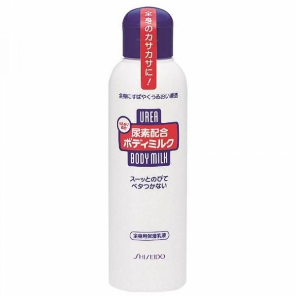 Mitrinošs pieniņš Urea Body Milk Shiseido 150 ml