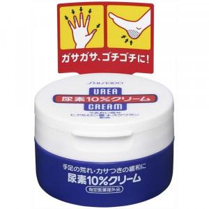 """Shiseido """"Urea"""" roku un kāju krēms ar urīnvielu 100g"""