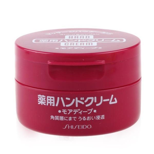 Ārstniecisks barojošs krēms rokām, Shiseido, 100 g.
