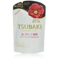 """Shiseido ''Tsubaki Damaged Care"""" atjaunojošs šampūns matiem, pildviela 345ml"""