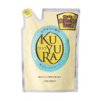 Dušas gēls ar zāļu aromātu SHISEIDO KUYURA, pildviela, 400ml