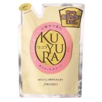 Dušas gēls ar ziedu aromātu SHISEIDO KUYURA, pildviela 400ml