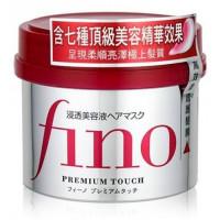 """Shiseido ''Fino Premium Touch"""" maska sausiem un bojātiem matiem 230g"""