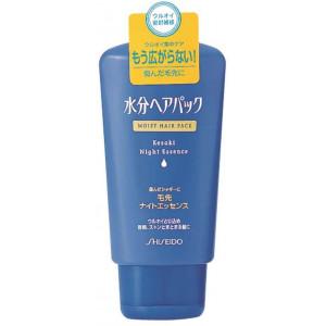 "Shiseido ""Moist Hair Pack"" nakts maska-esence bojātiem matiem 120g"