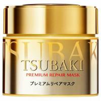 """Shiseido ''Tsubaki Premium"""" maska tūlītējai matu atjaunošanai 180g"""