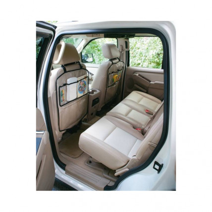 Summer Infant Seat Back Protector 770443 Auto sēdekļu aizsargs 2gab.