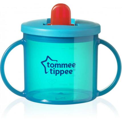 Tommee Tippee First Cup Bērna pirmā krūzīte 4m+ 190ml