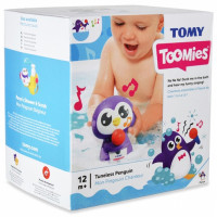 Tomy E72724C Muzikālā vannas rotaļlieta
