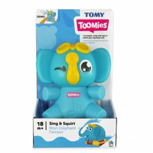 Tomy E72815 Muzikālā vannas rotaļlieta