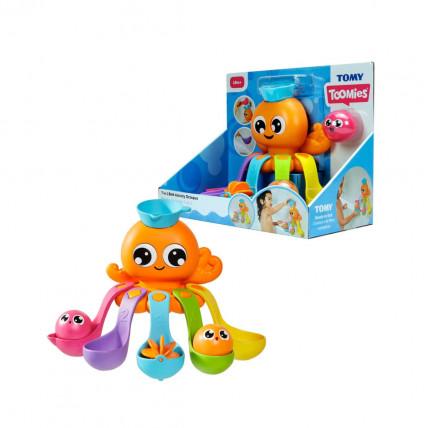 Tomy E73104 Vannas rotaļlieta-astoņkājis