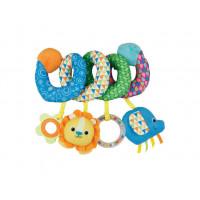 WinFun 0194 Rotaļlietu spirāle ratiem, gultai vai autokrēslam