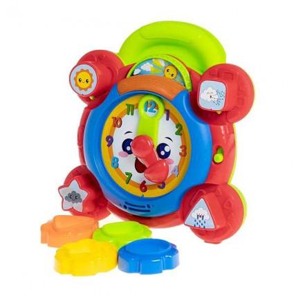Winfun 0675 Attīstoša rotaļlieta smaidiņš mans pirmais pulkstenis