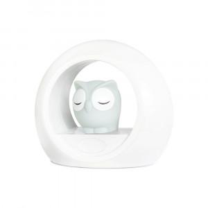 Zazu Lū Nakts lampa ar raudāšanas sensoru